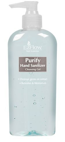 ДЕЗИНФИЦИРУЮЩИЙ ГЕЛЬ ДЛЯ РУК   PURIFY HAND SANITIZER, 236 МЛ.
