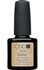 CND Shellaс Top coat Верхнее покрытие 7.3 ml